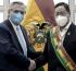 El Gobierno propone la incorporación de Bolivia al Mercosur y profundizar acuerdos