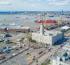 Canal de acceso al puerto de Montevideo será dragado a 14 metros