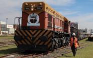 El Puerto se consolida como multimodal – Incremento de 80 % del movimiento ferroviario