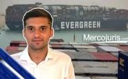 Reflexiones sobre el accidente del Ever Given, ¿El riesgo de los mega-barcos? – Lic. Ezequiel Viera (desde Uruguay)