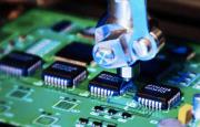 Leve mejora de industria electrónica con buenas perspectivas para los próximos meses