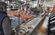 La producción metalúrgica creció 25 %
