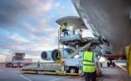 La carga aérea aumentó un 12% en abril en comparación con los niveles anteriores a COVID 19