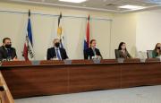 """Lacalle Pou reafirmó que Uruguay quiere """"jugar en la cancha grande"""" en materia de comercio exterior"""