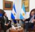 Argentina avanza en la agenda comercial con El Salvador