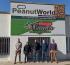 Empresa de maní cordobesa realiza su primer exportación