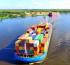 Ministerio de Transporte contrato a AGP para la gestión temporal de la vía navegable troncal