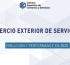 Cayó un 38,8% el comercio exterior de servicios de Argentina en 2020