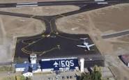 Reiniciarán las obras de ampliación y modernización del aeropuerto de Esquel