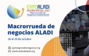 Ronda de Negocios EXPO ALADI VIRTUAL 2021
