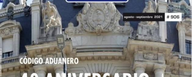 CDA – Jornada conmemorativa de los 40 años del Código Aduanero (Ley 22.415) – Revista CDA