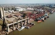 AGP firmó convenio con Puerto San Nicolas por la reconstrucción del muelle