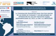 """Curso """"Cooperación Descentralizada Sur-Sur"""""""
