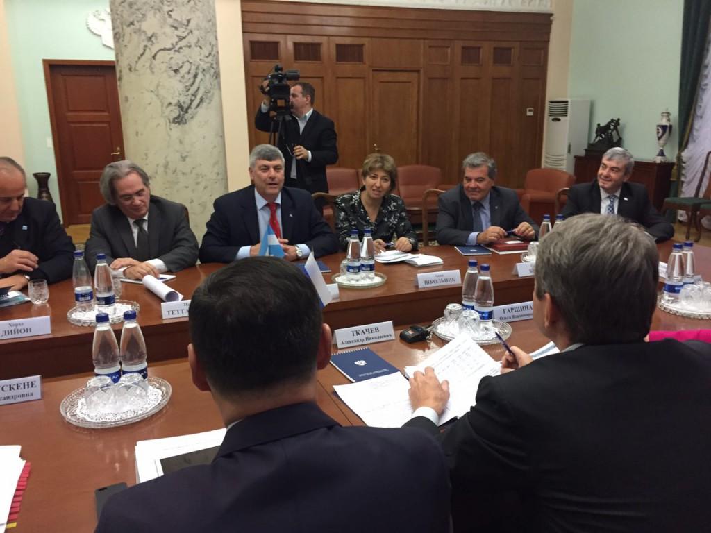 La Argentina reanudará las exportaciones de harina de soja a Rusia ...
