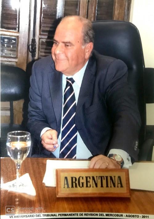 Aniverasio del Tribunal Permanente de Revisión del Mercosur