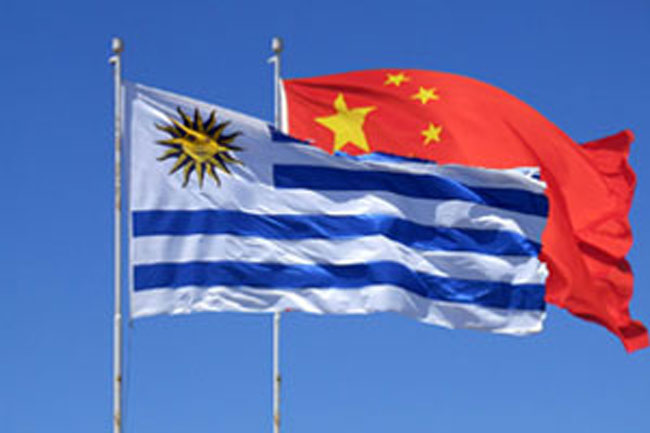 Uruguay dialogó con China   MercoJuris