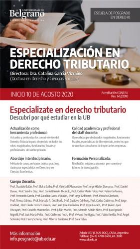 derecho tributario 2020 ub